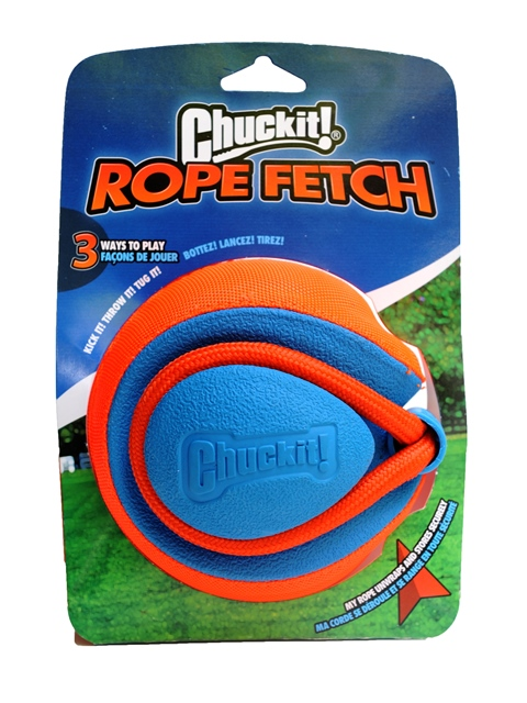 チャキット ロープフェッチ