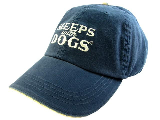 ドッグオーナー用キャップ スリープ ウィズ ドッグス