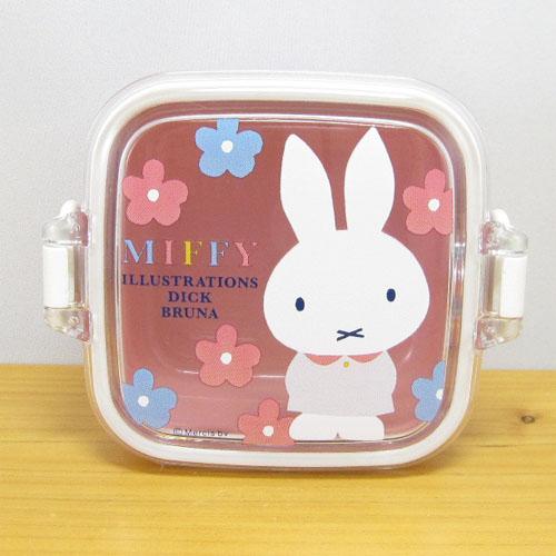 ディック・ブルーナ miffy(ミッフィー) 抗菌 食洗機対応 デザートケース