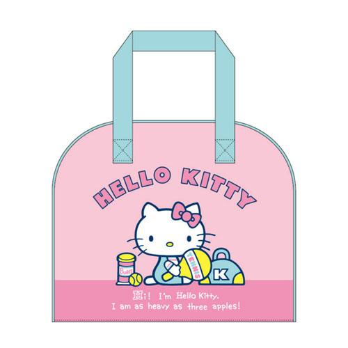 サンリオ ハローキティ(Hello Kitty) ビニールボストンバッグ【プールバッグ 女の子】