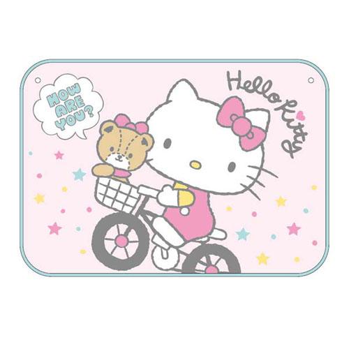 サンリオ マイヤーひざかけ ハローキティ(ピンク)