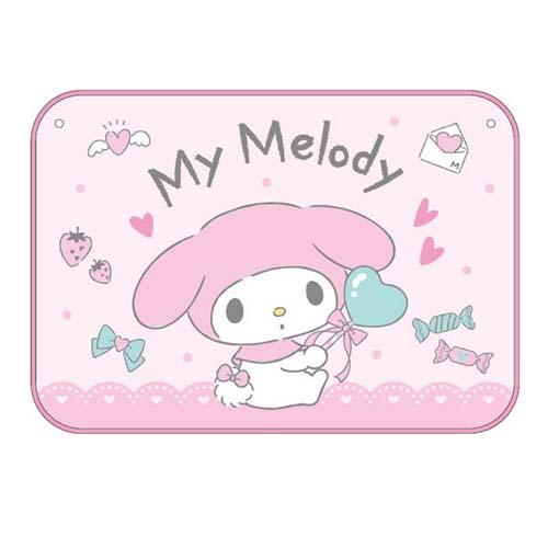サンリオ マイヤーひざかけ マイメロディ(ライトピンク)