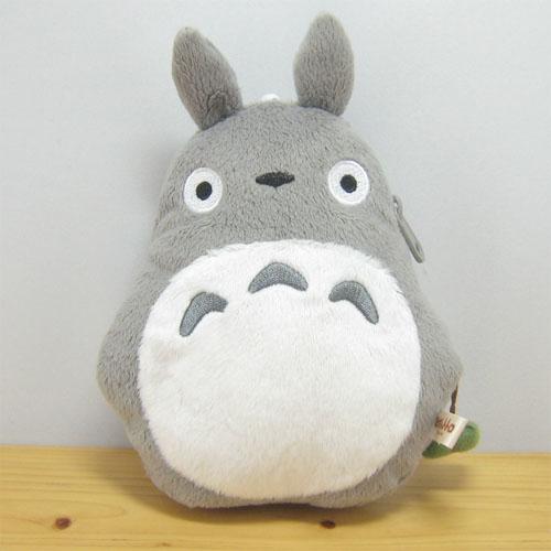 スタジオジブリコレクション 【となりのトトロ】 リールパスケース 大トトロ