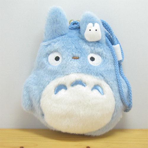 スタジオジブリコレクション 【となりのトトロ】 がまぐち 中トトロと小トトロ