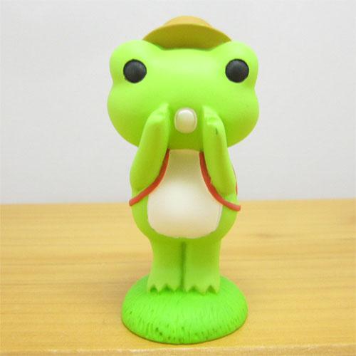 カエルのピクルス(かえるのピクルス) フィギュアシリーズ コンコンブル×ピクルス フィギュア ヤッホー