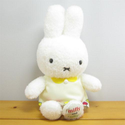 ディック・ブルーナ ミッフィー(miffy) miffy and tulips ぬいぐるみ