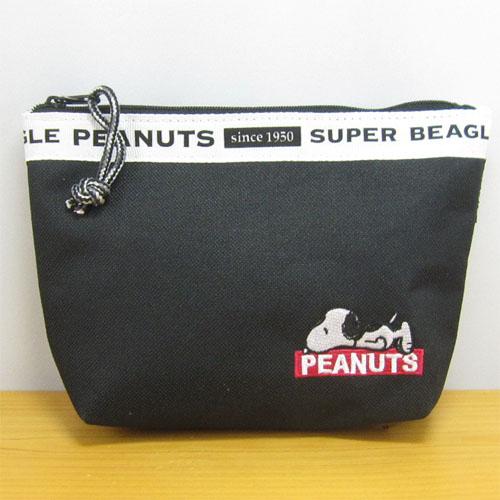 PEANUTS(ピーナッツ) スヌーピー(SNOOPY) ねそべり雑貨シリーズ ねそべり 化粧ポーチ