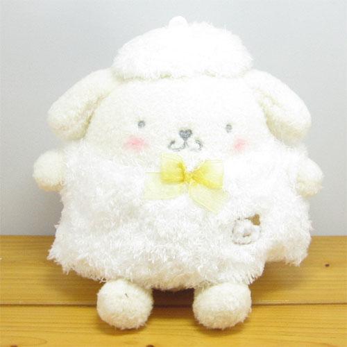 サンリオキャラクターズ リラックスシリーズ ポムポムプリン(POMPOMPURIN) ぬいぐるみS