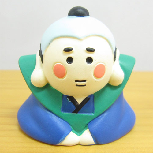 DECOLE(デコレ) concombre(コンコンブル) FUKU福MONO(フクモノ)シリーズ 福助さん