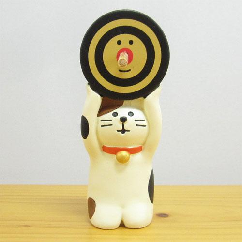 DECOLE(デコレ) concombre(コンコンブル) FUKU福MONO(フクモノ)シリーズ 当たり矢福猫