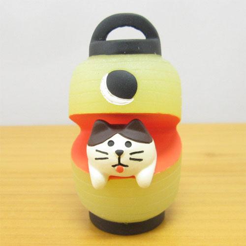 DECOLE(デコレ) concombre(コンコンブル) おばけ茶屋シリーズ おばけ提灯猫