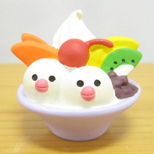 DECOLE(デコレ) concombre(コンコンブル) 七夕シリーズ 文鳥あんみつ