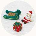 NAUGHTY(ノーティー) ノーティーハッピークリスマス ミニミニフレンズセット サンタ&プレゼント