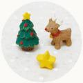 NAUGHTY(ノーティー) ノーティーハッピークリスマス ミニミニフレンズセット トナカイ&ツリー