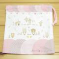 Anano cafe(アナノカフェ) 巾着Sサイズ(ピンク)