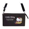 サンリオ スリーポケットショルダーバッグ ハローキティ(Hello Kitty)