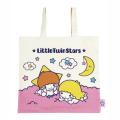 サンリオ 帆布トート リトルツインスターズ(Little Twin Stars)