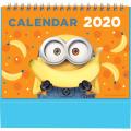 ミニオン 卓上ポップカレンダー 【2020年 カレンダー】
