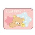 リラックマ マイヤー ひざかけ(ピンク)