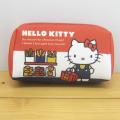 サンリオ スクエアポーチ(ネオプレーン) ハローキティ(Hello Kitty) トリコロール