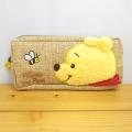ディズニー Winnie the Pooh くまのプーさん プー/耳付きペンケース
