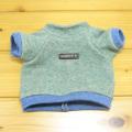 童心 日本製オリジナル クマのフカフカ Mサイズ用 コスチューム(グリーンセーター)