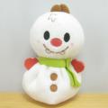 ディズニー Potepote ぽてぽてお手玉マスコット デール(雪だるま)