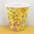 ディズニー Winnie the Pooh くまのプーさん FUZZY POOH Wプリントメラミンカップ ファジー プー/チラシ