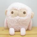 えすぽわーる サル(ピンク) ぬいぐるみ Mサイズ