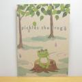 カエルのピクルス(かえるのピクルス) A5クラフトノート