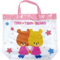 がんばれ!ルルロロ TINY★TWIN★BEARS サマーバッグシリーズ レッスンバッグ(ピンク)【プールバッグ 女の子】