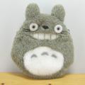 スタジオジブリコレクション 【となりのトトロ】 ふんわり小銭入れ 大トトロ・笑い