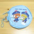 くまのがっこう 『がんばれ!ルルロロ TINY★TWIN★BEARS』 コインケース(ブルー)