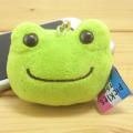 カエルのピクルス(かえるのピクルス) ボンジュールピクルスシリーズ フェイスストラップ(グリーン)