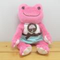カエルのピクルス(かえるのピクルス) マルシェドピクルス ビーンドール3 ピンク