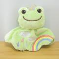 カエルのピクルス(かえるのピクルス) マルシェドピクルス限定 ピクルス・てるてる坊主 グリーン