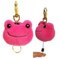 カエルのピクルス(かえるのピクルス) ベーシックピクルスシリーズ ピクルス まるっとリール(ピンク)