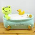 カエルのピクルス(かえるのピクルス) バスタイムシリーズ(Bath time) ピクルス バスタイム ティッシュカバー