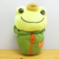 カエルのピクルス(かえるのピクルス) ピクルス 寝袋 カラビナマスコット