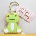 カエルのピクルス(かえるのピクルス) クッキーキーリング ピクルス グリーン