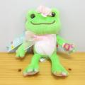 カエルのピクルス(かえるのピクルス) ピクルス フラワーパレード マスコット(グリーン)