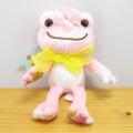 カエルのピクルス(かえるのピクルス) ピクルス フラワーパレード マスコット(ピンク)