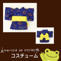 カエルのピクルス(かえるのピクルス) コスチュームシリーズ ピクルス 浴衣 花火