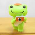 カエルのピクルス(かえるのピクルス) フィギュアシリーズ コンコンブル×ピクルス フィギュア カメラ
