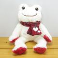 カエルのピクルス(かえるのピクルス) LOVEチェックシリーズ ピクルス LOVE チェック ビーンドール