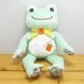カエルのピクルス(かえるのピクルス) ピクルス ソーイングシリーズ ビーンドール(グリーン)