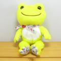 カエルのピクルス(かえるのピクルス) ピクルス ソーイングシリーズ ふわくたピクルス(グリーン)