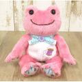 カエルのピクルス(かえるのピクルス) マルシェドピクルス限定 ソーイングシリーズ ビーンドール(ピンク)