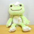 カエルのピクルス(かえるのピクルス) ピクルスキューピッドシリーズ マスコット(グリーン)