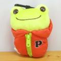 カエルのピクルス(かえるのピクルス) ぬいぐるみエコバッグ ピクルス寝袋 GR